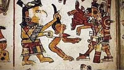 تاریخچه آزتکها (تمدن سرخپوستی در مکزیک)